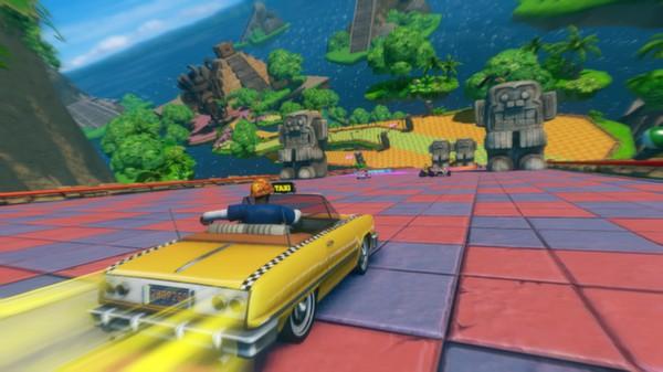 Скриншот №7 к Sonic  All-Stars Racing Transformed Collection