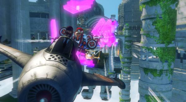 Скриншот №22 к Sonic  All-Stars Racing Transformed Collection