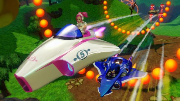 Скриншот №11 к Sonic  All-Stars Racing Transformed Collection