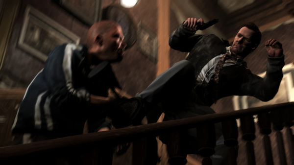 Скриншот №7 к Max Payne 3 Rockstar Pass