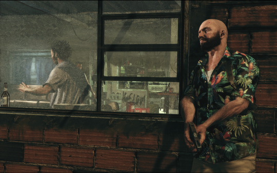 Скриншот №2 к Max Payne 3 Rockstar Pass