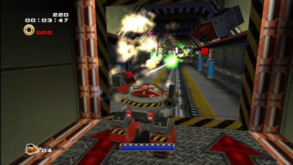 Скриншот №6 к Sonic Adventure 2