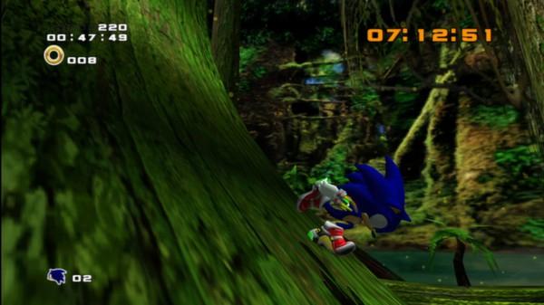 Скриншот №5 к Sonic Adventure 2