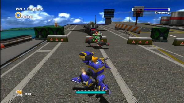 Скриншот №4 к Sonic Adventure 2