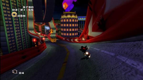 Скриншот №2 к Sonic Adventure 2