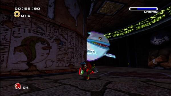 Скриншот №7 к Sonic Adventure 2