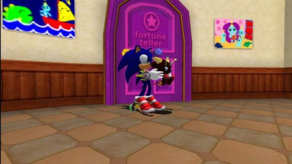Скриншот №8 к Sonic Adventure 2