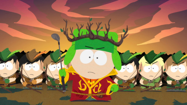 скриншот South Park: The Stick of Truth 1