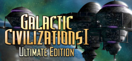 Galactic Civilizations® I: Ultimate Edition Cover Image