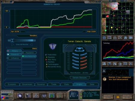 Galactic Civilizations I: Ultimate Edition скриншот
