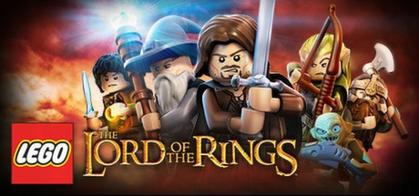 LEGO® The Lord of the Rings™ Cover Image