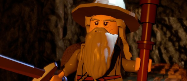 LEGO The Lord of the Rings скриншот