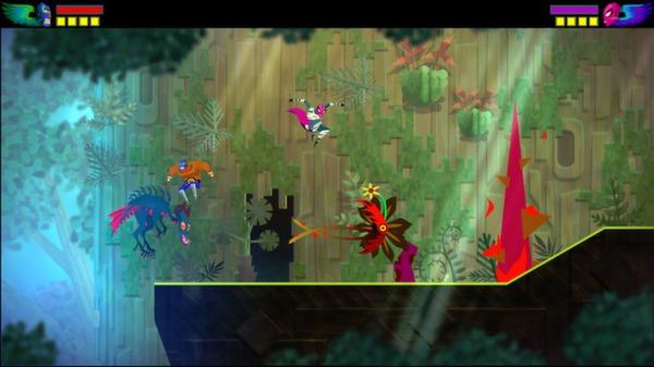 Screenshot of Guacamelee! Gold Edition