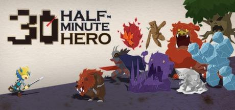 Half Minute Hero: Super Mega Neo Climax Ultimate Boy Cover Image