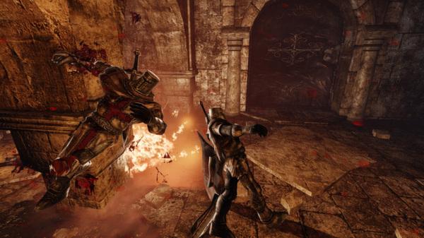 Скриншот №8 к Painkiller Hell  Damnation