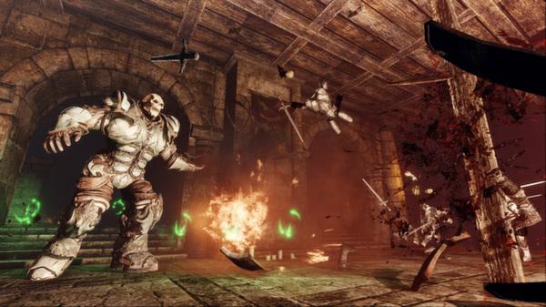 Скриншот №7 к Painkiller Hell  Damnation