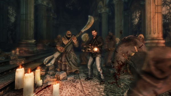 Скриншот №4 к Painkiller Hell  Damnation