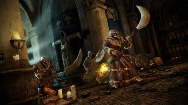 Скриншот №5 к Painkiller Hell  Damnation