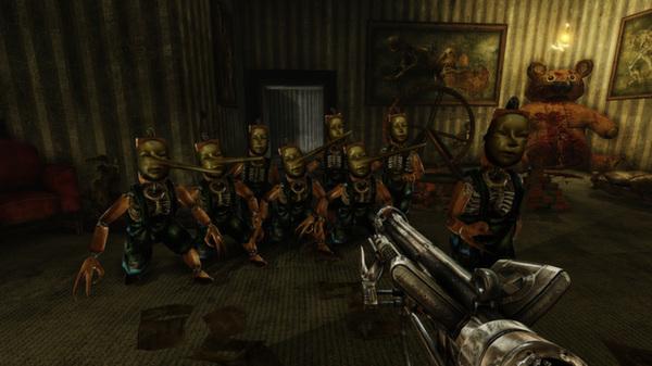 Скриншот №11 к Painkiller Hell  Damnation