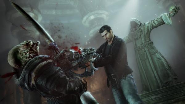 Скриншот №2 к Painkiller Hell  Damnation