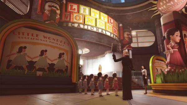 Скриншот №14 к BioShock Infinite - Season Pass