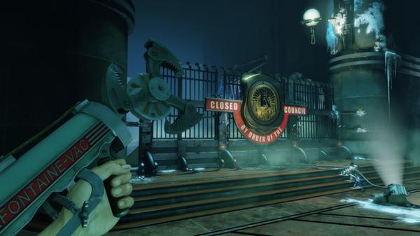 Скриншот №1 к BioShock Infinite - Season Pass