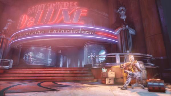 Скриншот №18 к BioShock Infinite - Season Pass