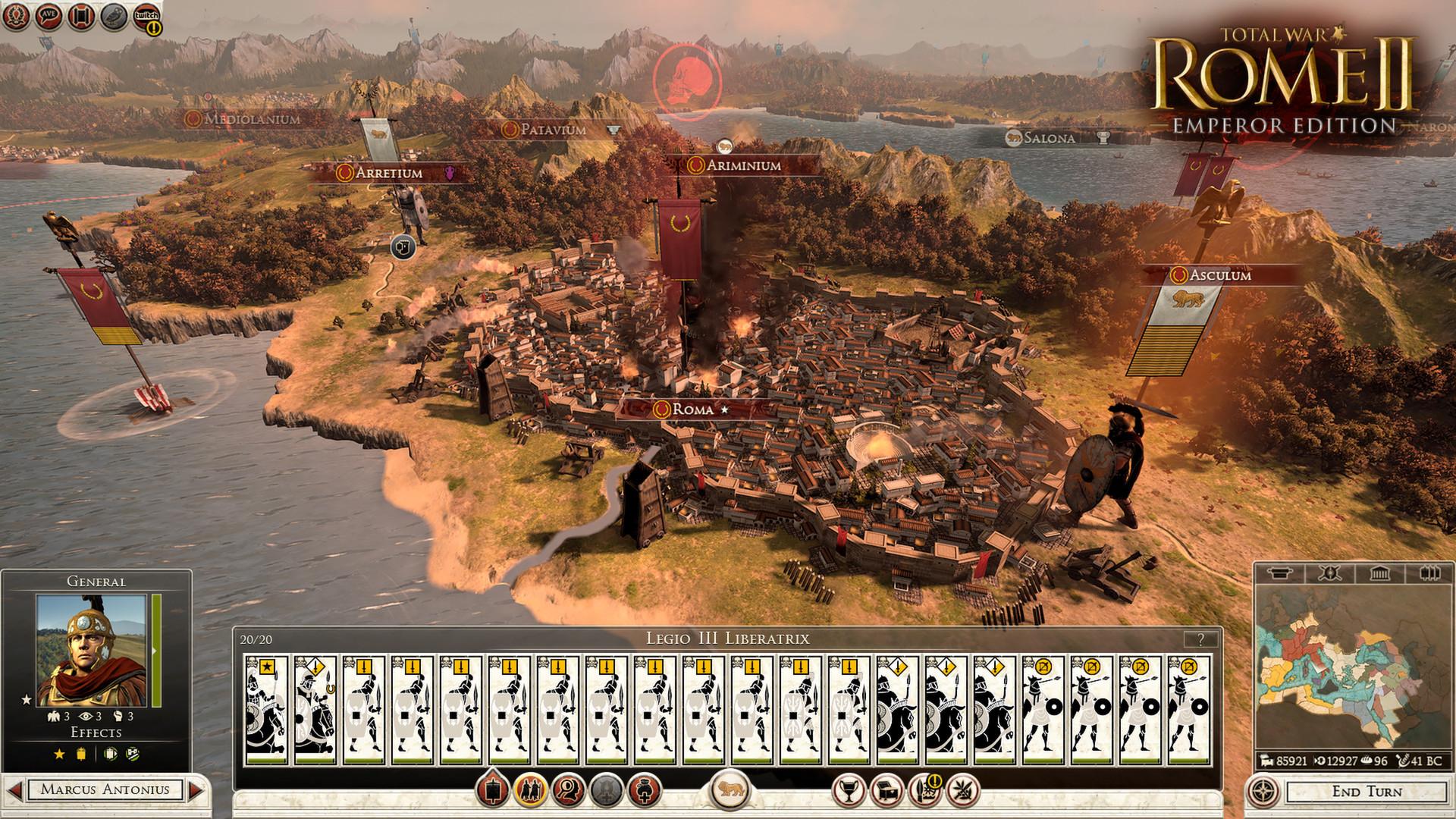 pc game rome total war 2