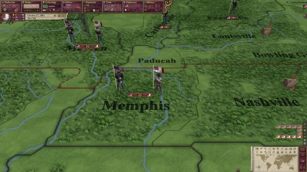 скриншот Victoria II: A House Divided - American Civil War Spritepack 2