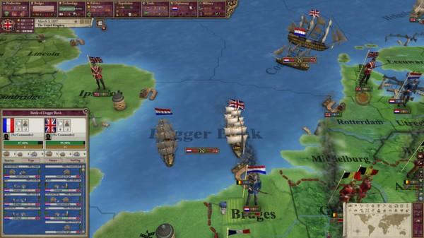 скриншот Victoria II: Heart of Darkness 5