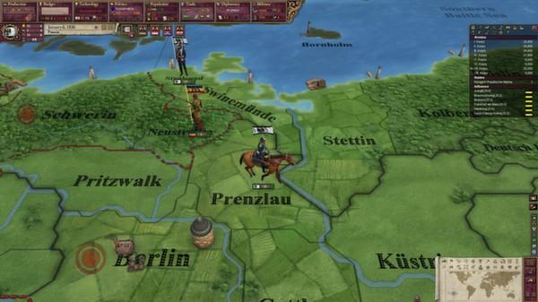 скриншот Victoria II: German Unit Pack 0