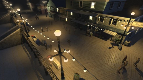 скриншот Omerta - City of Gangsters - The Con Artist DLC 2