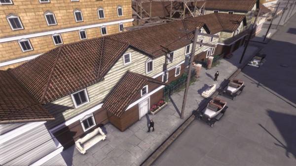 скриншот Omerta - City of Gangsters - The Con Artist DLC 5