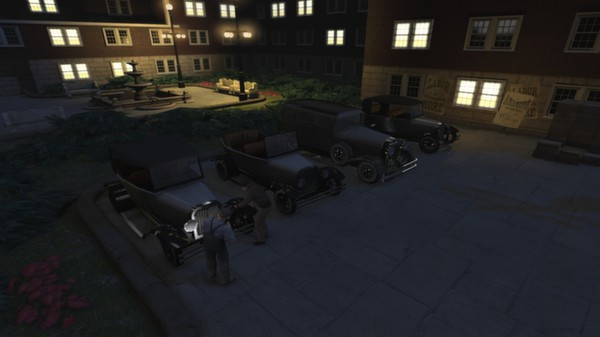 скриншот Omerta - City of Gangsters - The Con Artist DLC 3
