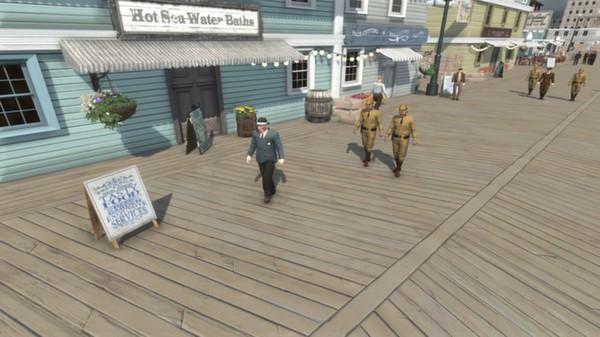 скриншот Omerta - City of Gangsters - The Con Artist DLC 0