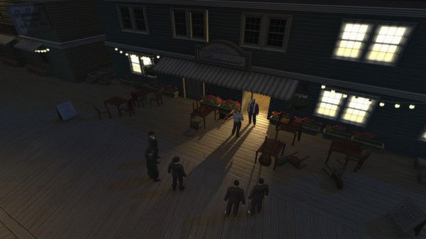 скриншот Omerta - City of Gangsters - Damsel in Distress DLC 1