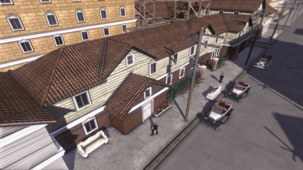 скриншот Omerta - City of Gangsters - Damsel in Distress DLC 5