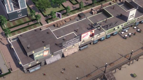 скриншот Omerta - City of Gangsters - The Bulgarian Colossus DLC 4