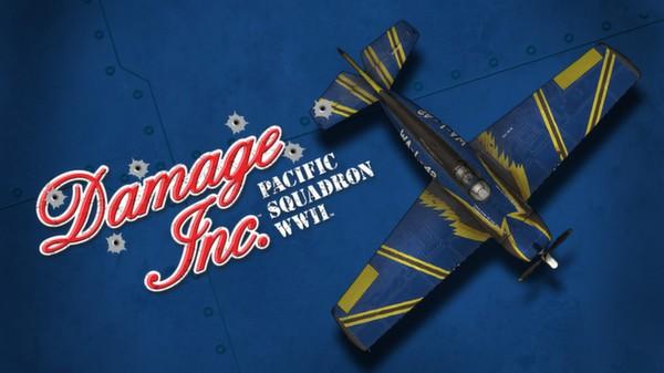 """скриншот Damage Inc F4F-FM2 """"Panther"""" Wildcat 0"""