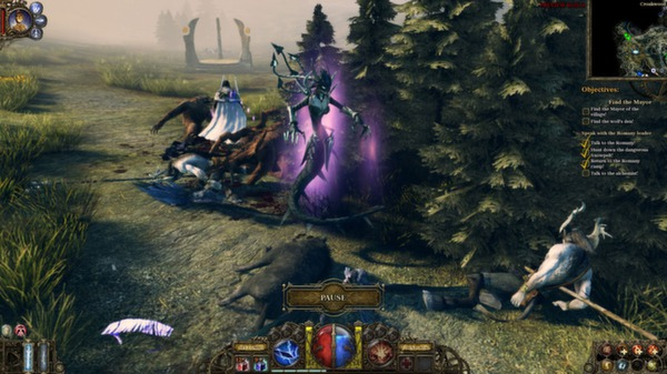 The Incredible Adventures of Van Helsing скриншот
