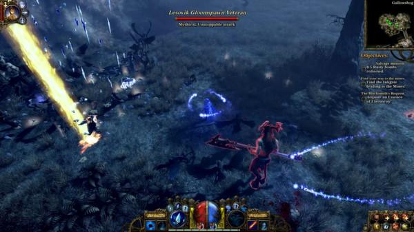 скриншот Van Helsing: Thaumaturge 3