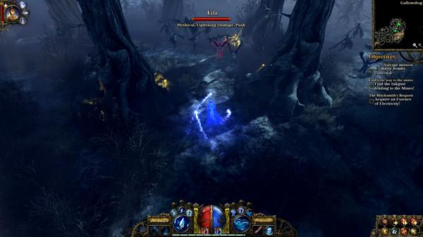 скриншот Van Helsing: Thaumaturge 0