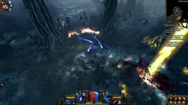 скриншот Van Helsing: Thaumaturge 2