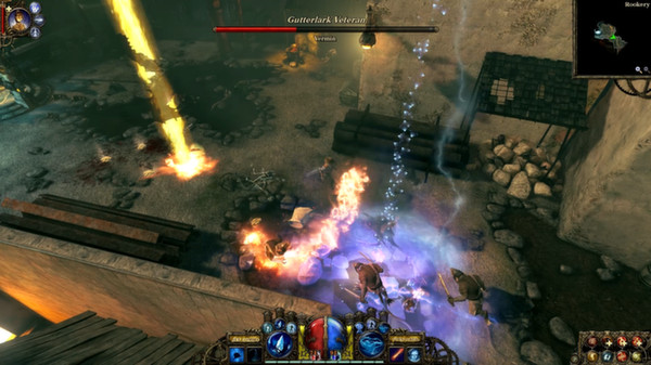 скриншот Van Helsing: Thaumaturge 1
