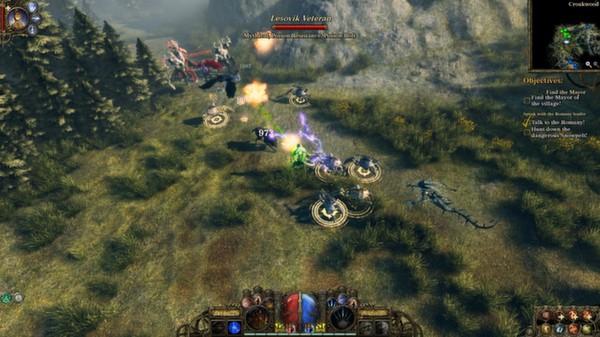 скриншот Van Helsing: Arcane Mechanic 3