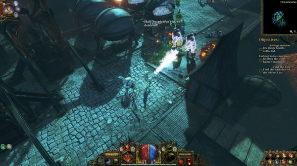 скриншот Van Helsing: Arcane Mechanic 1