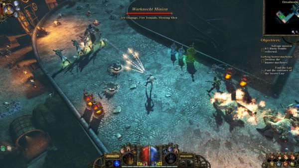 скриншот Van Helsing: Arcane Mechanic 5