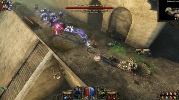 скриншот Van Helsing: Arcane Mechanic 2