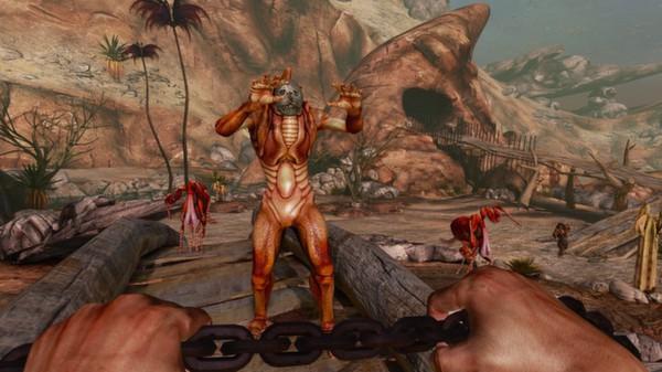 скриншот Zeno Clash 2 1