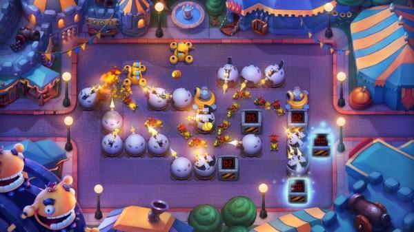 Скриншот №5 к  Fieldrunners 2